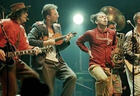 Emir Kusturica y la Orquesta No Smoking